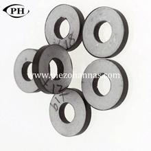high performance piezo ceramic ring for welding machine