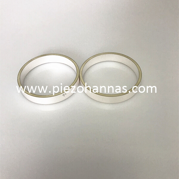 low frequency piezoelectric ceramic tube piezoelectric transducer