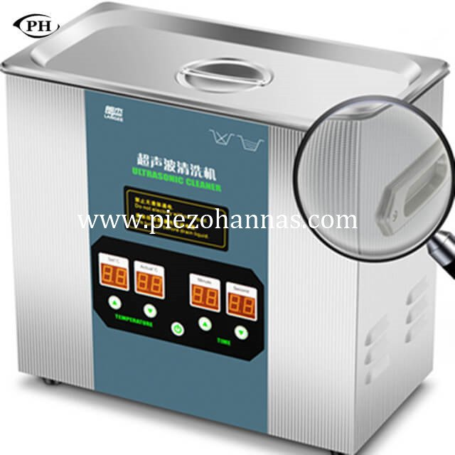 structure form of ultrasonic cleaning machine