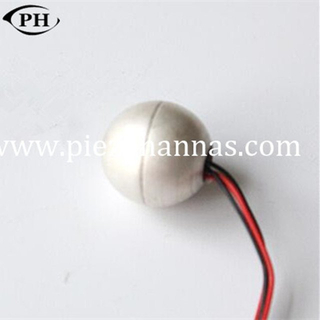 Best Quality Piezo Spheres Shapes PZT 5 for Beauty Device