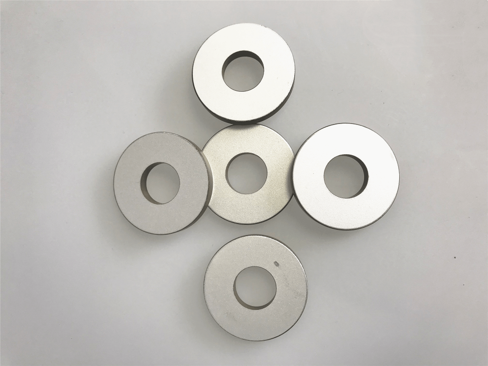 piezo ceramics ring for ultrasonic welder