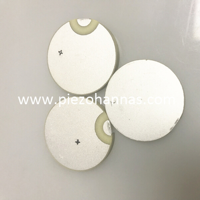 PZT material piezoelectric disc transducer applications for amplifier