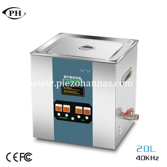 30L Table Top Industrial Ultrasonic Cleaner Circuit Diagram with