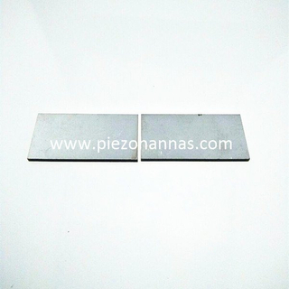 high temperature piezoelectric plate crystal for piezoelectric actuator