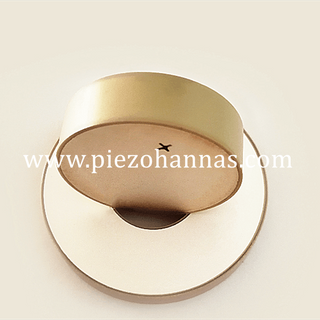 Piezoceramic Materials Piezoelectric Discs Piezoelectric Transducer Amplifier