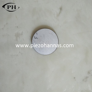 capacitive piezoelectric disc crystal for piezoelectric generator