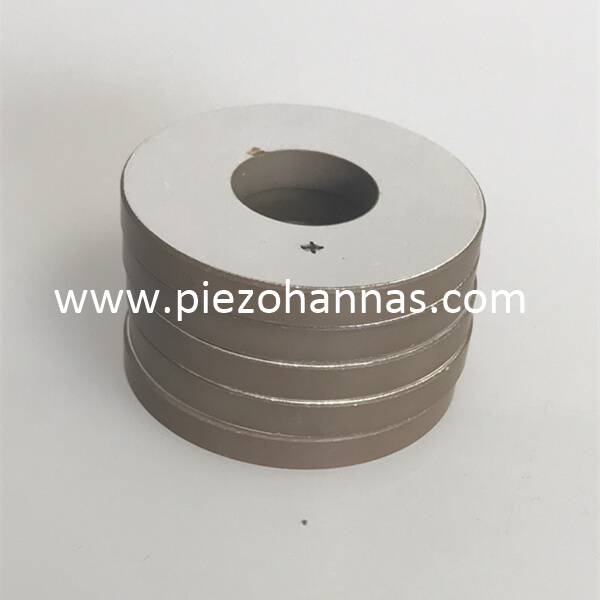 22Khz piezoceramic rings for vibration transducer
