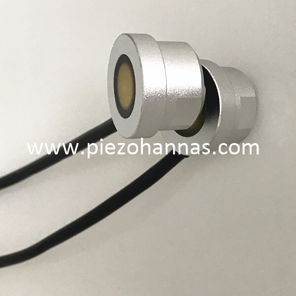 low cost 2MHz ultrasonic sensor for fuel tank