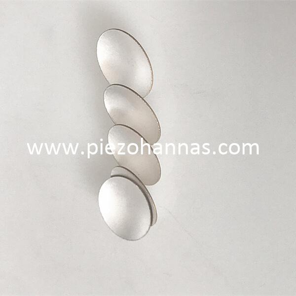 400khz HIFU piezo element for beauty sensor from China manufacturer