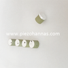 Low Cost Rod Shape PZT Piezoelectric Ceramics Cylinder Elements
