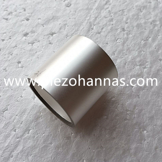 PZT5A Piezo Tube Piezoelectric Transducer for Acoustic Transducer