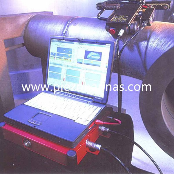 Ultrasonic seam automatic tracking system