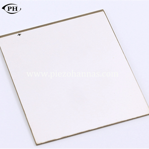 High Sensitivity Pzt Materials Piezoelectric Plate Price for Guitar Pickups