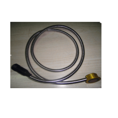 2Mhz mounting outside ultrasonic transducer for flowmeter