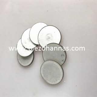 ultrasonic piezoelectric ceramic disc transducer for beauty sector