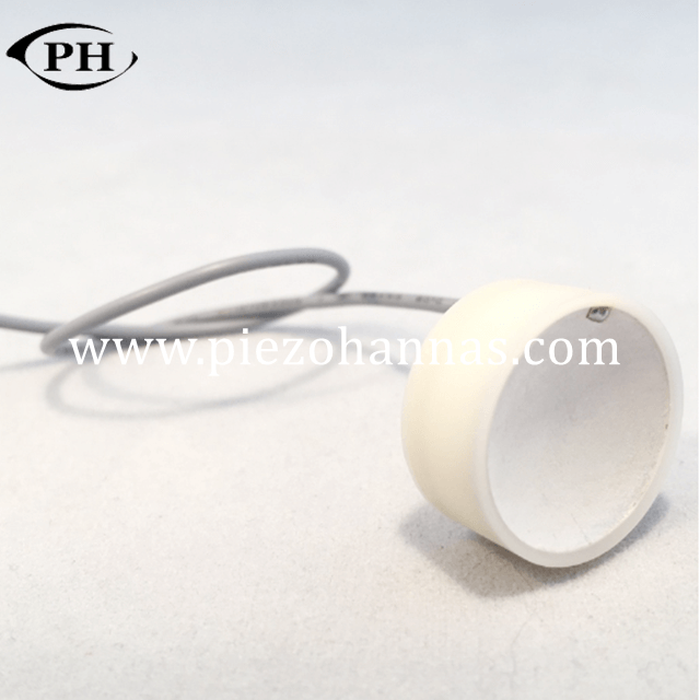 high performance piezo ceramic sphere sensor for pickup guitar