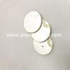 1Mhz Piezo Ceramic Disc Transducer Material for Ultrasonic Flowmeter