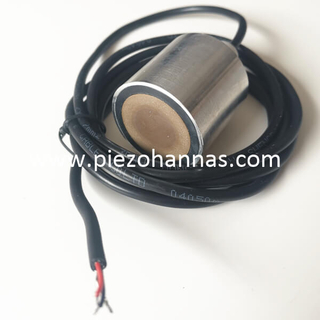 80KHz Piezoelectric Transducer Ultrasonic Air Range Transducer In the Air