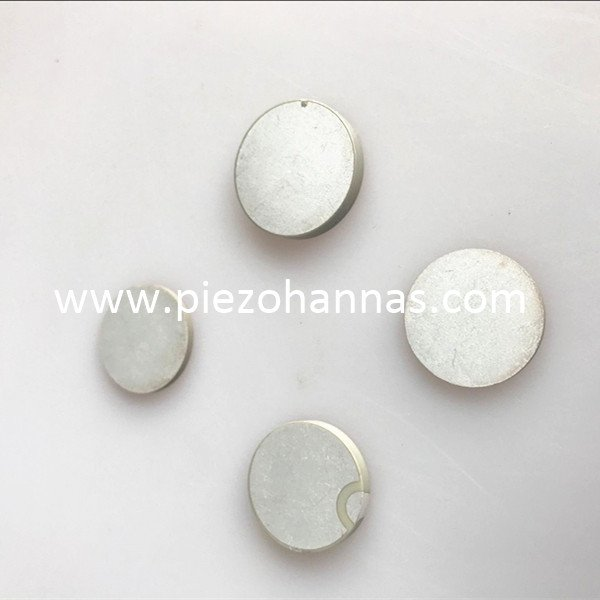 low cost piezo ceramic disc for milk analysis