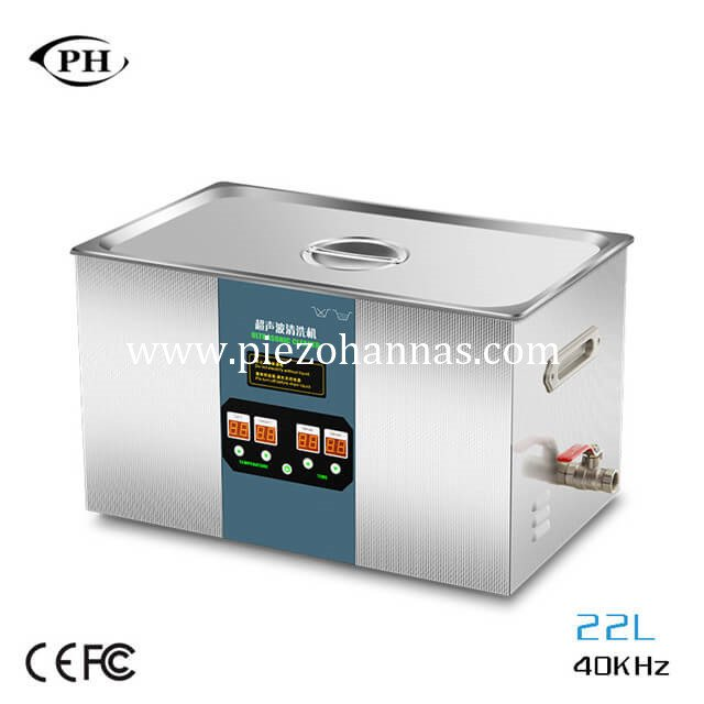 Principle of Ultrasonic Cleaning Technology