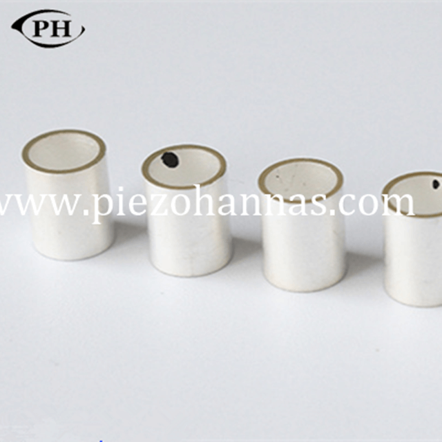 piezo sensor arduino tube piezo ceramic fabrication for distance sensor