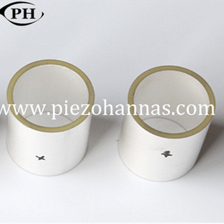 cost of tube piezoelectric sensor crystal for hydrophone