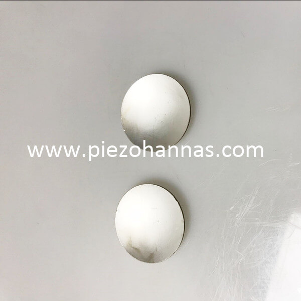 low cost HIFU piezo ceramics for ultrasonic knife blade