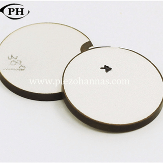 10 Khz Piezo Disc Crystal PZT 5 for Guitar Pickup