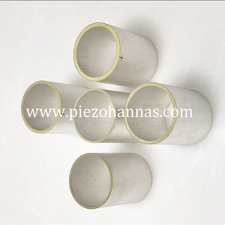 30 khz piezoelectric materials piezo tube for hydrophone