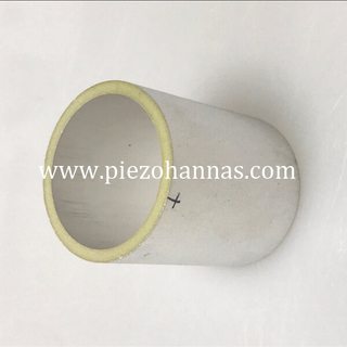 P5 material piezoelectric tube transducer for underwater comunications