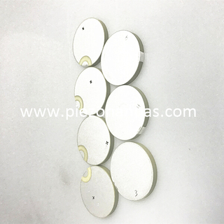 Pzt 5a Material Piezo Ceramic Powder Piezo Disc Crystal for Accelerometer