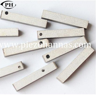 high sensitivity square shape piezo ceramic fabrication price for violin pickups