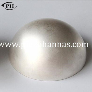 high temperature piezoceramic sphere crystal for underwater device