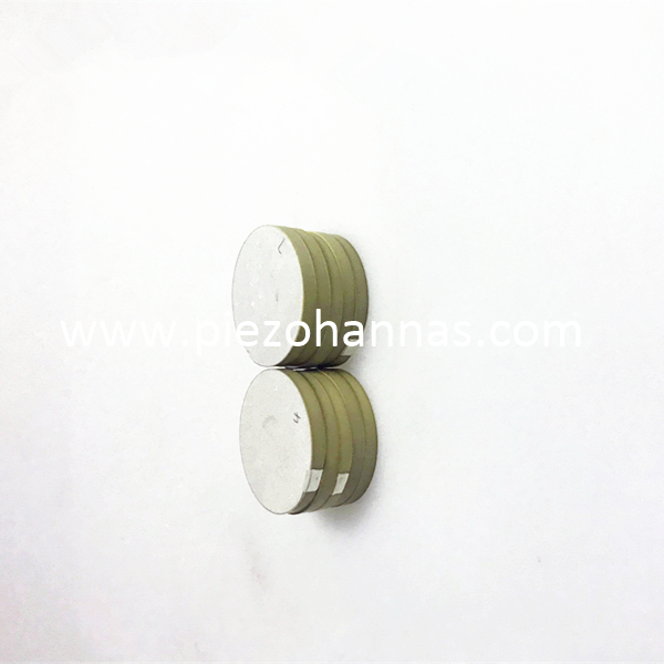 piezoelectric transducer high frequency piezoelectric ceramic element for sale