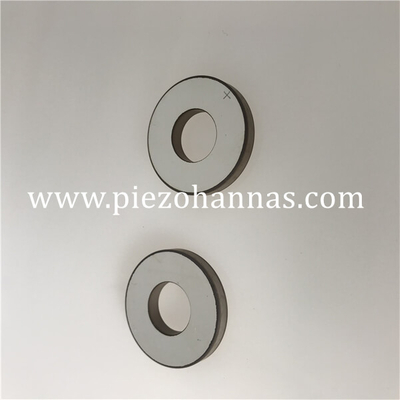 Buy Piezoelectric Ceramics Ring Piezoelectric Crystal for Nondestructive Testing