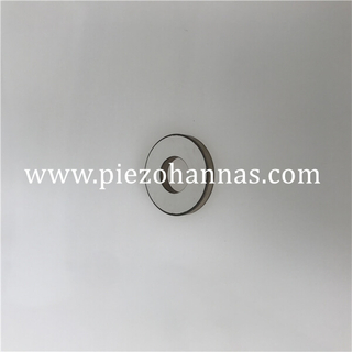 Ultrasonic Atomizing Piezoceramic Elements Ring for Ultrasonic Atomizers
