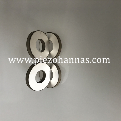Pzt 8 Piezoelectric Ring Ultrasonic Piezoceramic Rings For