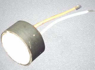 400Khz Brass Ultrasonic Sensor for Wind Speed