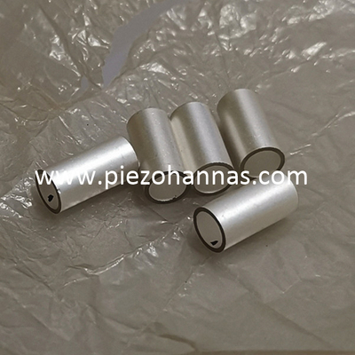 Pzt5a Piezoelectric Cylinder Transducer for Hydrophone Probe