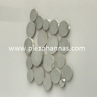 Low Cost Piezoelectric Discs Transducer for Piezo Atomizers