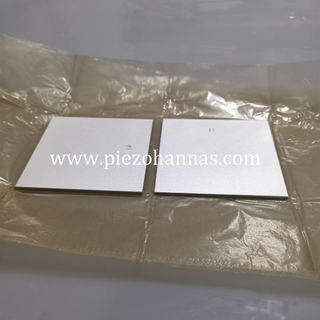 High Quality Piezoelectric Plate Crystal for Accelerometer Sensor