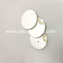 1Mhz Piezo Ceramic Disc for Flow Sensors