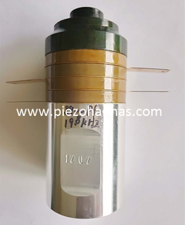 20KHZ High Power Ultrasonic Textile Welding Transducer‎