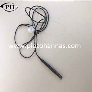 Custom Ultrasound A-scan Probe for for Eye Scanning