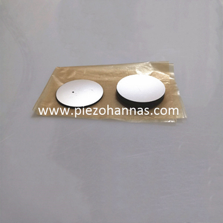 High Performance 4Mhz HIFU Ceramic High Focusing Piezo Bowl