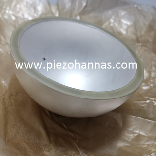 High Quality Pzt4 Piezoelectric Ceramic Bowls Transducer
