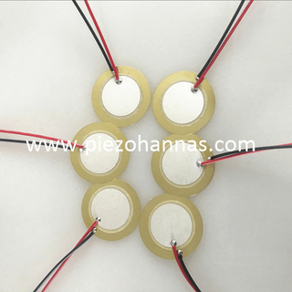 Custom Internal Drive Piezo Diaphragm for Buzzer Circuit