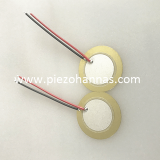 Custom Piezo Bimorph Piezo Disc Bender for Bike Reminding
