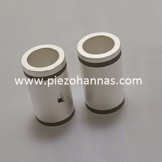 Piezo Ceramic Tube Piezoelectric Ultrasonic Tranducer Wholesale