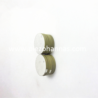 Pzt5 Peizoelectric Discs Ceramic Transducer for Ultrasonic Measurement